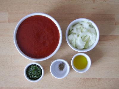Tomato paste for easy