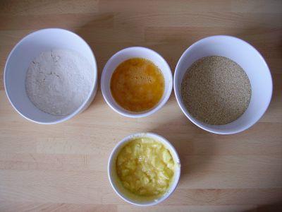 Boulettes de riz sans gluten