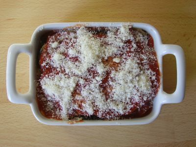 Parmesane sans gluten