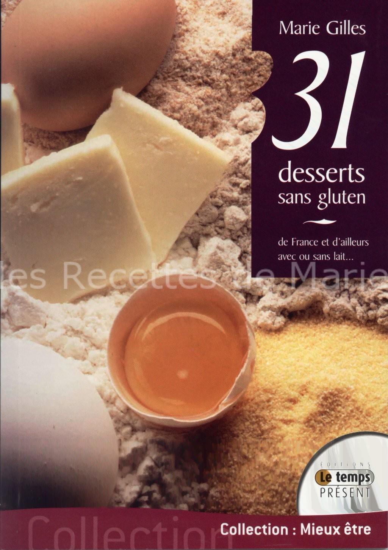 31 glutenfrei Desserts