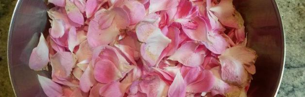 sirop de roses